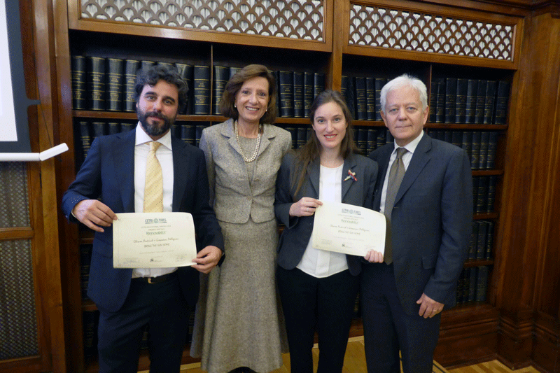 """Bring the sun home"" – riceve Premio Rinnovabili.it al Senato"