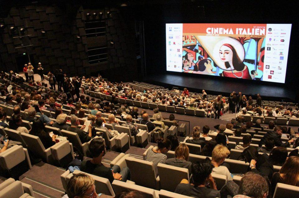 Ali di Tela in competition @ Festival Annecy Cinéma Italien