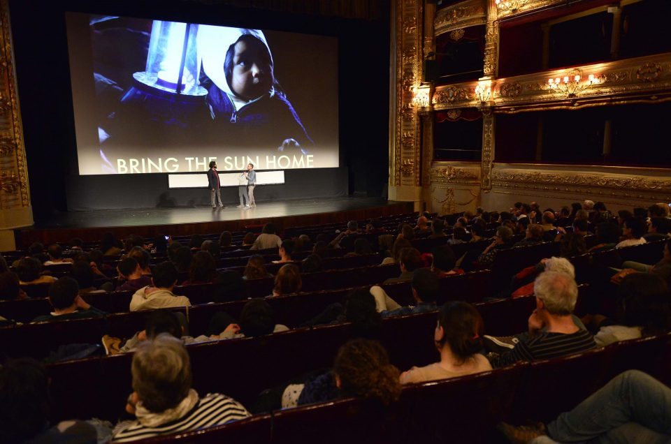 AUDIENCE AWARD AL HUMAN RIGHTS FILM FESTIVAL DI SAN SEBASTIAN