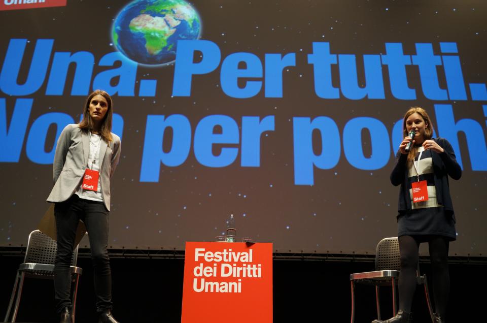Sezione Doc – Festival dei diritti umani di Milano